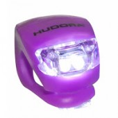 1 LED Scooterlampe (lila)