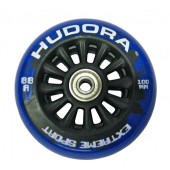 1 Wheel Nylon Core blau, inkl. Abec 7 Kugellager